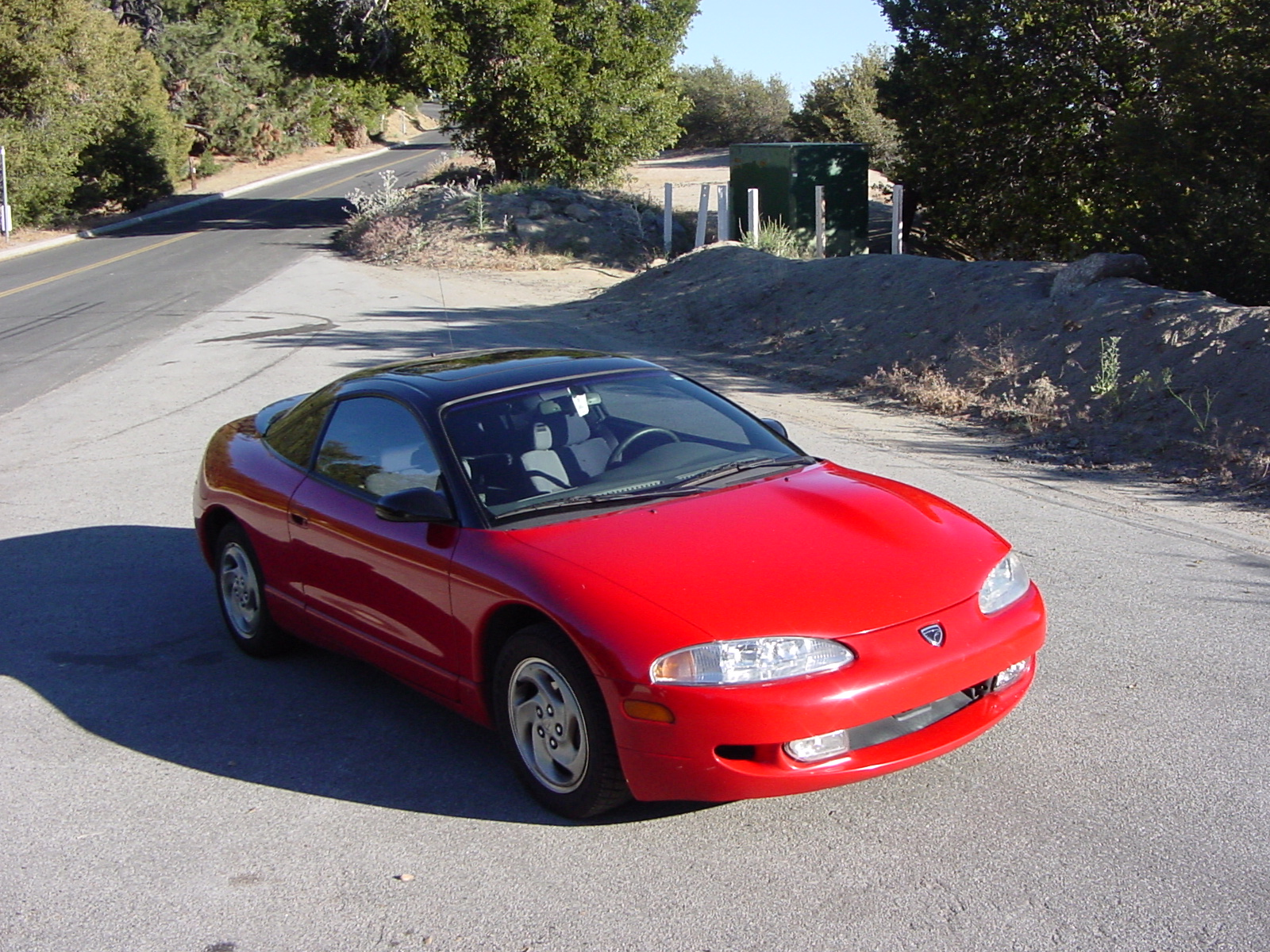 Chrysler Eagle Talon Liftback 1998